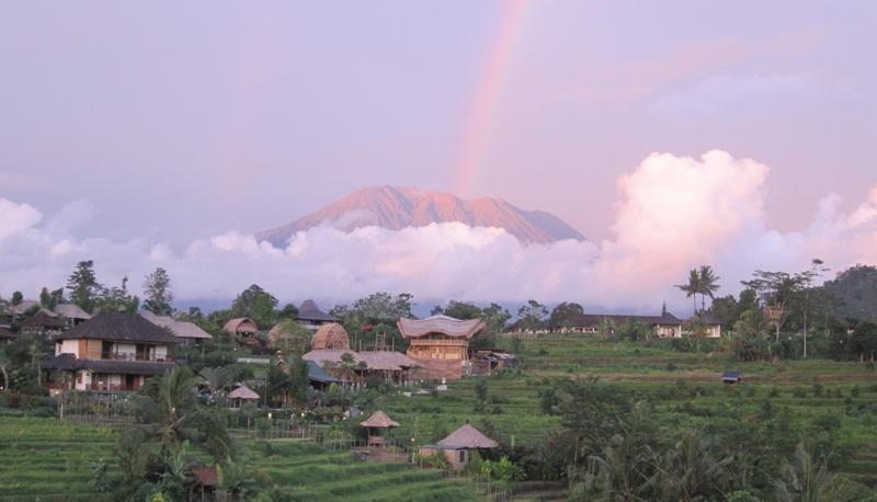 Gunung Agung auf Bali